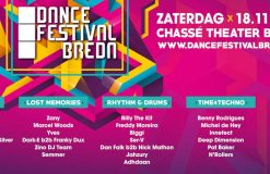 Dance Festival Breda indoor @ Chasse theater