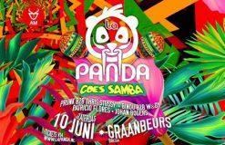 La Panda Goes Samba